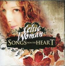 Celtic Woman - Songs From The Heart CD From Ireland Goodnight My Angel