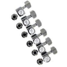 Fender Locking Tuners Chrome (0990818100)