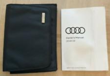 2018 Audi Q5 Owners Manual Oem Owners Manual Book + Case Nice!