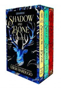 shadow and bone 3 book  collection box set  Leigh Bardugo 2021 Netflix series