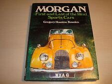 Morgan PREMIER & Last du véritable Voitures de sport Gregory Houston Bowden 1973