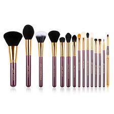 Jessup 15Pcs Makeup Brushes Set Powder Foundation Blending Eyeliner Brush Tools