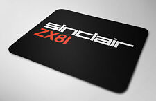 Retro Sinclair ZX81 Mouse mat (Mouse Pad mousepad gaming)