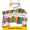 General BIRTHDAY PARTY Event RANGES - Tableware Balloons Banners & Decorations