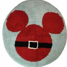 Disney Mickey Mouse Bath Rug Home Bedroom Bathroom Accesories Rugs 100/% Cotton
