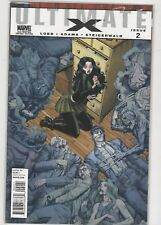 Ultimate X #2 (2ND Print Second) Marvel Comics VF+