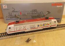 Märklin H0 37382 Locomotive électrique BR 128 UNICEF numérique