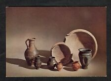 c1970s View of Roman Pottery found at Lullingstone Villa, Kent