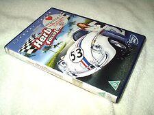 DVD Movie Disney Herbie Fully Loaded