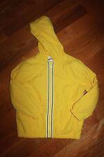 NWT Gymboree Sunny Sports Size 5-6 Yellow Windbreaker Water Resistant Jacket