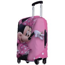 "Minnie Mouse Luggage Protector Elastic Suitcase Cover 18''- 20"" y64 w1034"