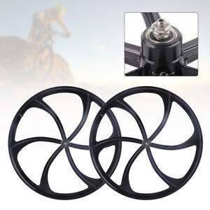 Fit 26 Inch Bicycle/Bike Mag Wheels Set/ MTB Mountain Bike Wheel Rims Disc USA