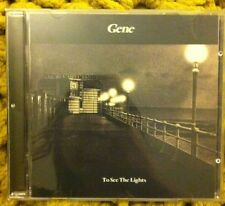 Gene - To See The Lights (CD) 1996 version