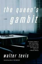 Vintage Contemporaries Ser.: The Queen's Gambit : A Novel by Walter Tevis (2003, Trade Paperback)