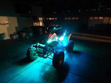 Led RGB Remote Dune Buggy ATV UTV Quad 4 Wheeler 6pc Led Under Body Glow Pod Kit