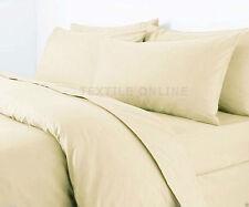 Polycotton Buttoned Bed Linens & Sets