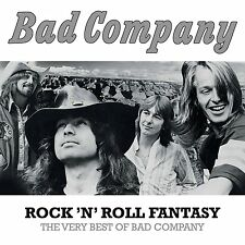 BAD COMPANY - ROCK 'N' ROLL FANTASY...VERY BEST OF: CD ALBUM (October 2nd 2015)