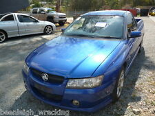 HOLDEN COMMODORE VU VY VZ UTE 1 TONNER CREWMAN REAR CAB GLASS SCREEN. VT VX