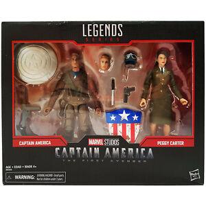 Marvel Legends Series Captain America First Avenger Action Figure Peggy Carter