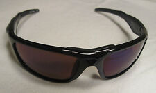 Amphibia Exodus Black Frames/Amber Wave Lens-Floating Sunglasses, 100% UVA & UVB