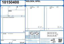Full Engine Gasket Set OPEL ASTRA H GTC TURBO 16V 2.0 240 Z20LEH (8/2005-)