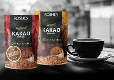 Ukrainian ROSHEN Cocoa Powder Holland 22%, Instant 11% Hot Chocolate 100g 3.52oz