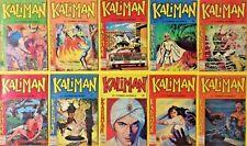 Kaliman El Hombre Increible Coleccion Completa COMICS DVD -1596 REVISTAS-