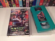 La Lobo Del Ano Rare Spanish Language VHS 1999 Mexi Action Agustin Bernal