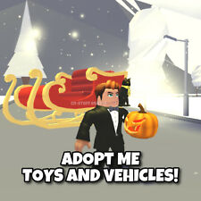 Adopt Me! TOYS AND VEHICLES! (Best Price! Read Desc.)