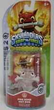 NIB Skylanders Swap Force Rare Crystal Clear & Red Fire Bone Hot Dog Frito Lay