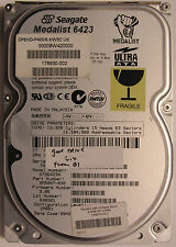 Seagate Medalist 6423 Model ST36423A 6.4GB IDE HARD DRIVE Tested & surface scan