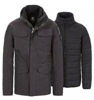 Timberland Men's Snowdon Peak 3 in 1 M65 Waterproof Jacket  Size: S