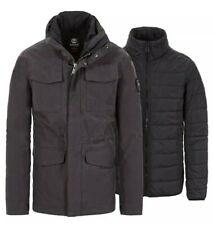Timberland Men's Snowdon Peak 3 in 1 M65 Waterproof Jacket  Size: M