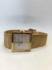 Audemars Piguet Geneve 18k Gold Vintage Watch Manual Wind 44.5 Grams