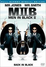 Men in Black Ii (Dvd, 2002, 2-Disc Set, Special Edition Full Frame) New