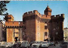 BF14509 perpignan p o le castillet ancienne fortresse france front/back image