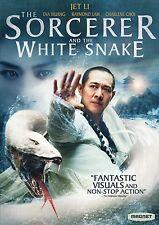 The Sorcerer and The White Snake-Hong Kong RARE Kung Fu Martial Arts Action--b10