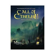 Call of Cthulhu Keeper Screen
