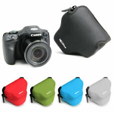 Neoprene Soft Camera case bag Pouch for Canon PowerShot SX520 SX530 SX540 HS