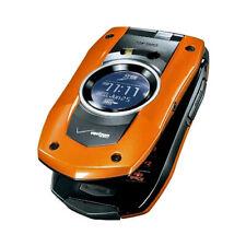 PCD Casio C711 GzOne Boulder Replica Dummy Phone / Toy Phone (Orange) (Bulk