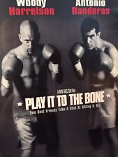 Play It to the Bone (DVD, 2000) Antonio Banderas Woody Harrelson !