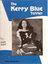The Kerry Blue Terrier by Edith Izant 1982