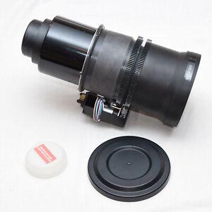 "Christie ILS Lens 2.0-2.8:1 SX+ / 1.87-2.56:1 HD 0.95"" PROJECTOR Long Throw Lens"