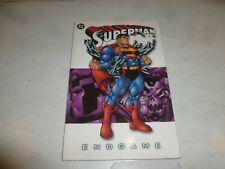 SUPERMAN - ENDGAME - Graphic Novel - DC Comics