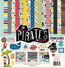 Echo Park PIRATES 12x12 Scrapbook Collection Kit