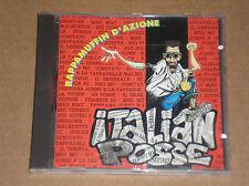 ITALIAN POSSE: RAPPAMUFFIN D'AZIONE (SUD SOUND SYSTEM, MAU MAU, 99 POSSE) - CD