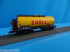 Marklin 46528-02 DB Four Axled Tanker Shell  Ep. III 582 444