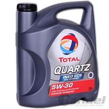 [5,78€/L] 5 Liter Total Quartz Ineo ECS Fuel Economy 5W-30 MOTORÖL PEUGEOT
