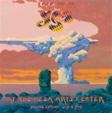 Like It Is: Yes Live at Mesa Arts Center [2CD/1DVD] [Box] by Yes (CD, Jul-2015, 3 Discs, Frontiers Records)