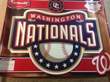 "NIB Washington Nationals Logo 4'2"" x 3'1"" REAL BIG FATHEAD WALL GRAPHICS (7)"